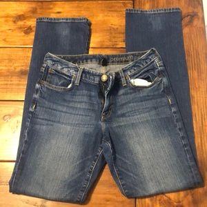 Gap Curvy Straight Jeans